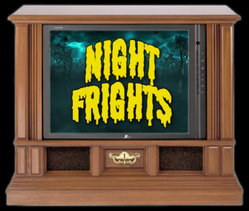 night frights evelle vintage tv