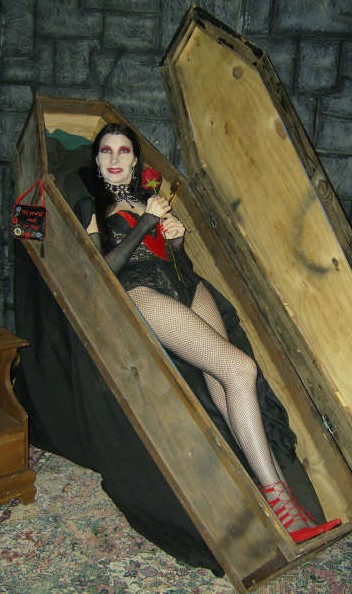 night frights evelle coffin casket