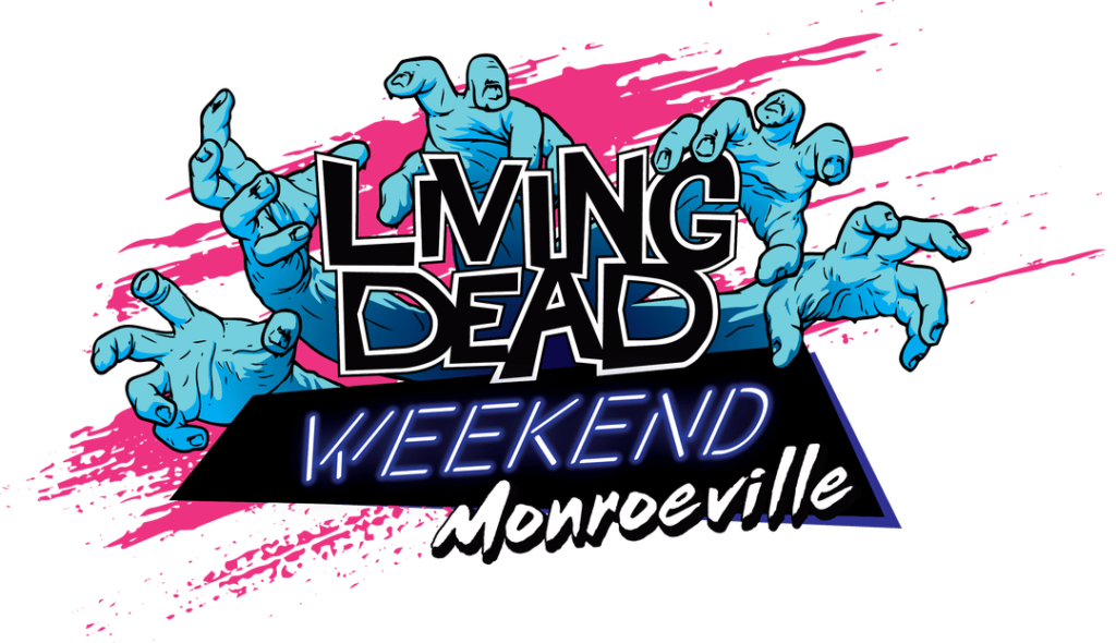 Night Frights Living Dead Weekend Logo