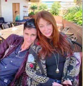 Cassandra Peterson and Teresa Wierson