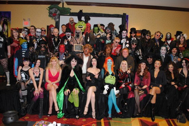 Night Frights Evelle LeChat Horror Hosts World Record Ripleys Believe It Or Not