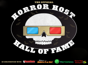 Night Frights post The Official Horror Host Hall of Fame logo