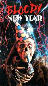 Night Frights movie poster Bloody New Year