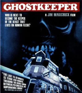 Night Frights movie poster Ghostkeeper