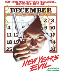 Night Frights movie poster New Years Evil