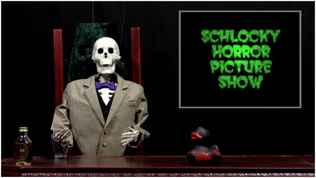 nigel honeybone schlocky horror picture show