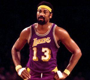 Wilt Chamberlain LA Lakers